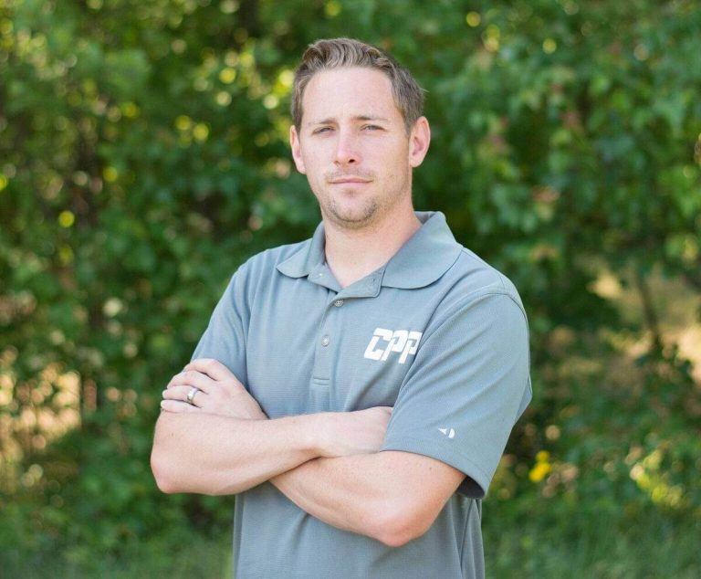 Dave Yensan, Owner of Carolina Pressure Pros